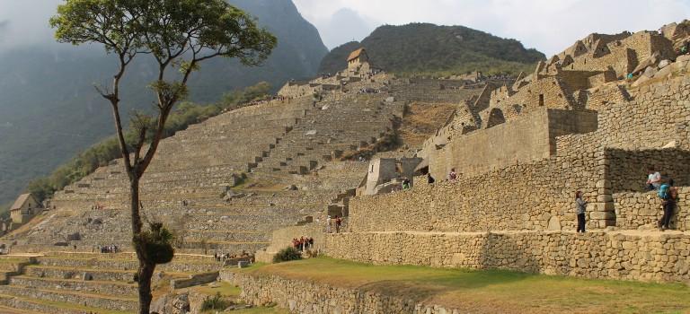 Op bezoek bij de Inca's